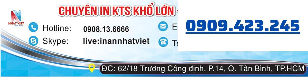 Nhất Việt - Top 10 Công Ty Làm Bảng Hiệu Quảng Cáo Uy Tín Tại TPHCM
