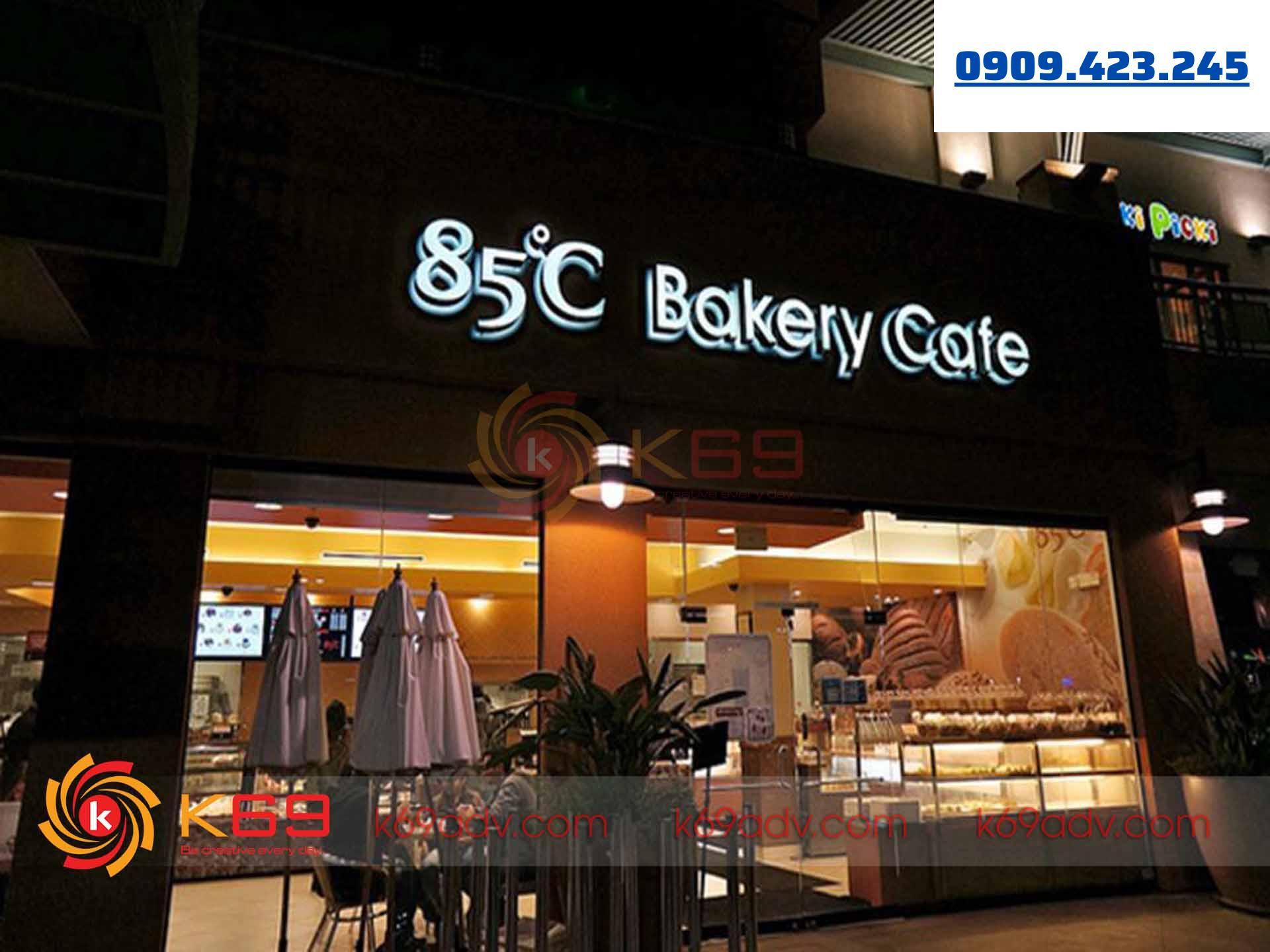 mẫu bảng hiệu quán cafe tại tphcm