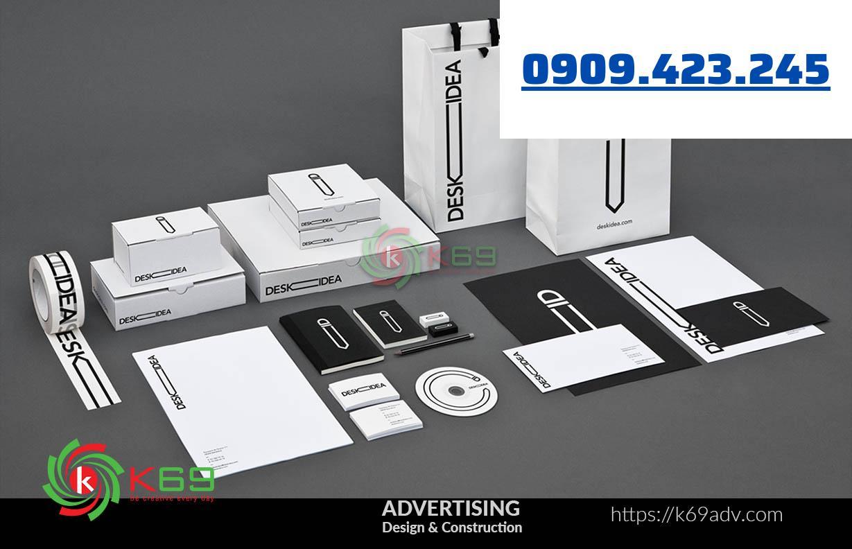 Thiết kế bộ nhận dạng thương hiệu